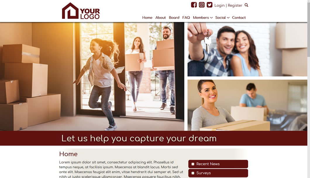 Hermosa Home Page